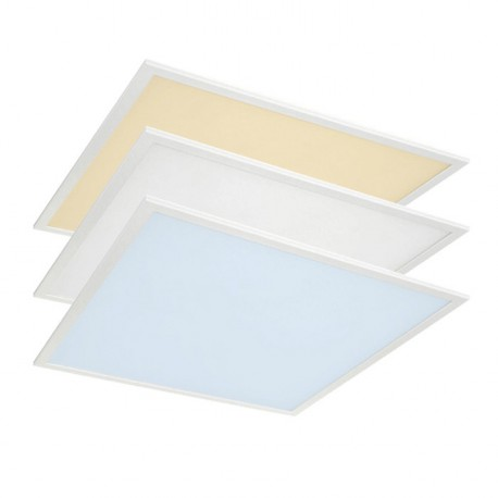 luminaled led lighting Dalle Dimmable et variable 40W LED Pro - 600 X 600mm - Blanc